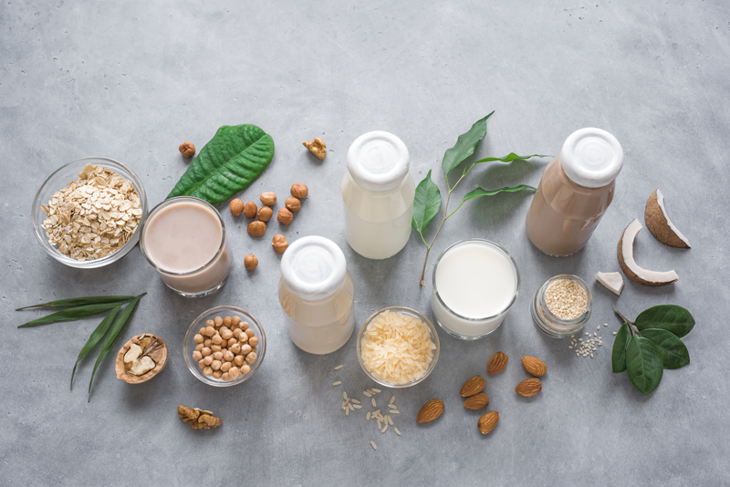 Demystifying Non-Dairy Milk