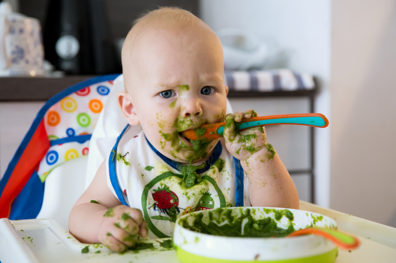 Should Children Play with their Food?