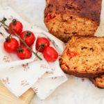 Gluten-free Tomato Bread with Azada's Olive Oil