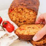 Gluten-free Tomato Bread with Azada's Olive Oil and Oregano