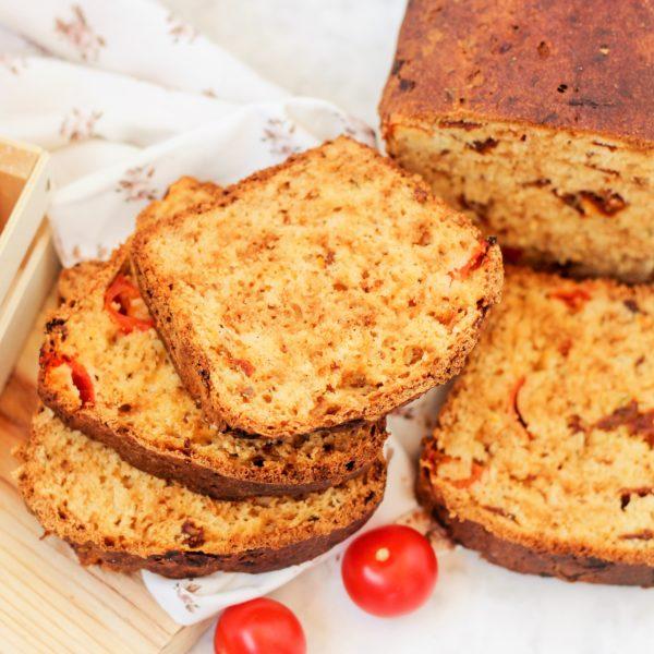 Gluten-free Tomato Bread