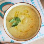 Vichyssoise Light Cold Soup